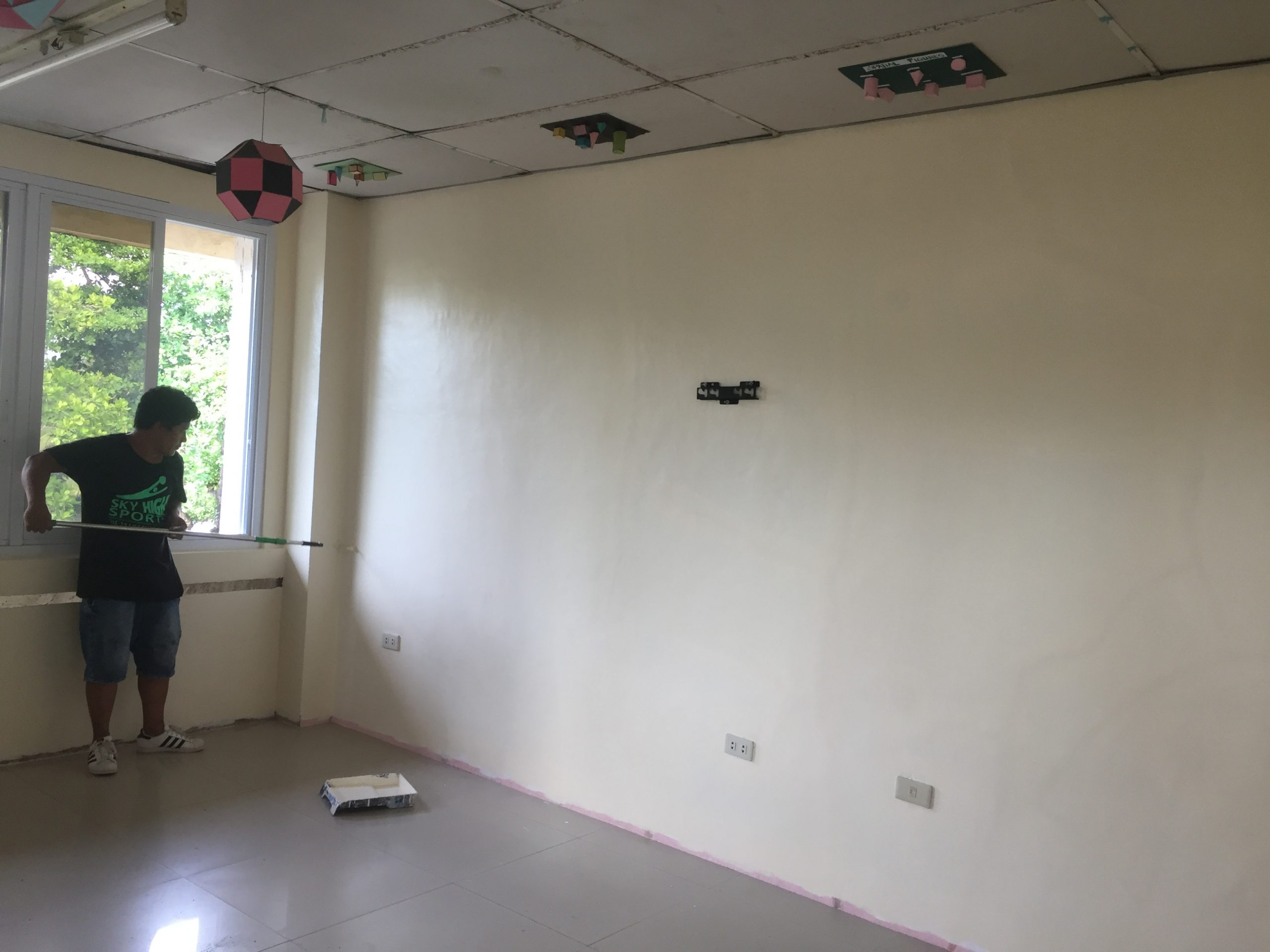 Renovation of Room 313, CED